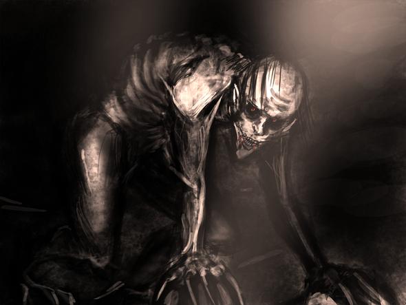 Wesen 1 - (Monster, übernatürliche Wesen, Scharfe Klauen)