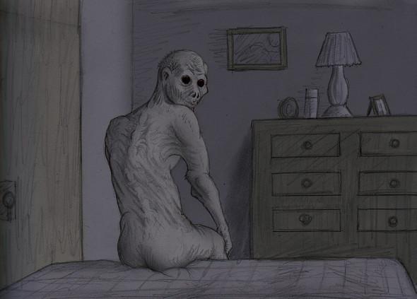 Wesen 2 - (Monster, übernatürliche Wesen, Scharfe Klauen)