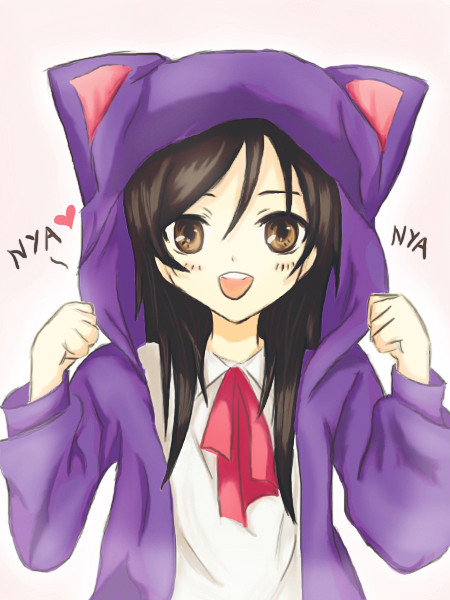 Anime Cat Boy Pictures