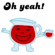 Kool Aid Logo - (Lebensmittel, Getränke, Limonade)