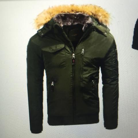 Kennt einer diese Jacke ? Oder so ein ähnliches ? - (Jacke)