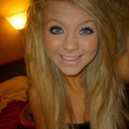Sie - (blond, Fake)
