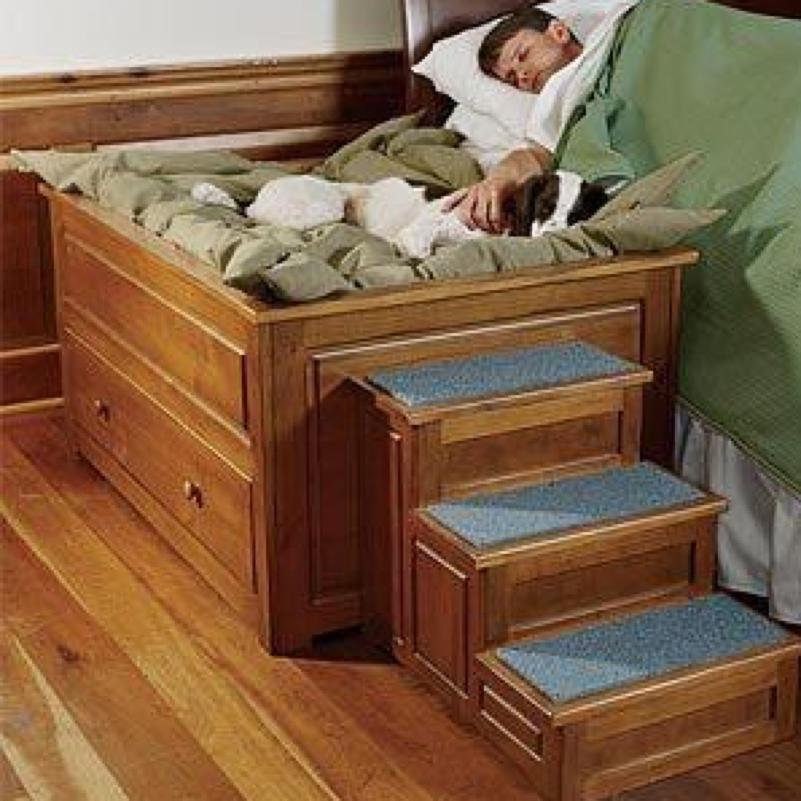wie hei t so ein hundebett hund kommode. Black Bedroom Furniture Sets. Home Design Ideas