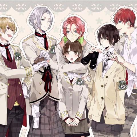 steht oben - (Anime, Manga)