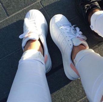 Adidas Superstars  - (Mode, Schuhe, Fashion)