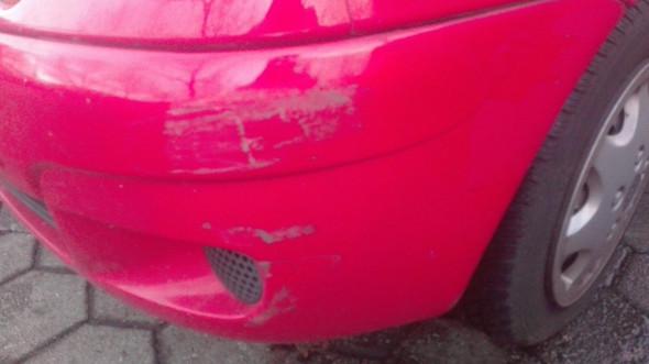 Unfallschaden - (Auto, Unfall, Unfallversicherung)