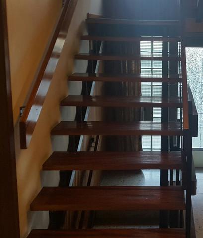 Wie Holztreppe Am Besten Streichen Ohne Vorher Zu Schleifen? (Handwerk,  Hausbau, Renovierung)
