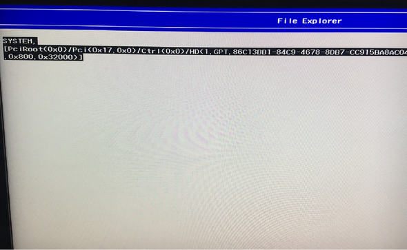 Boot from File - (Computer, PC, Windows)