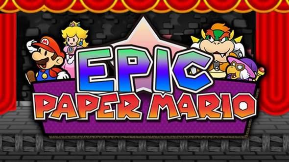 Wie installiert man Epic Paper Mario?