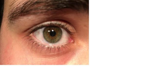Auge - (Augen, grün, Hell)