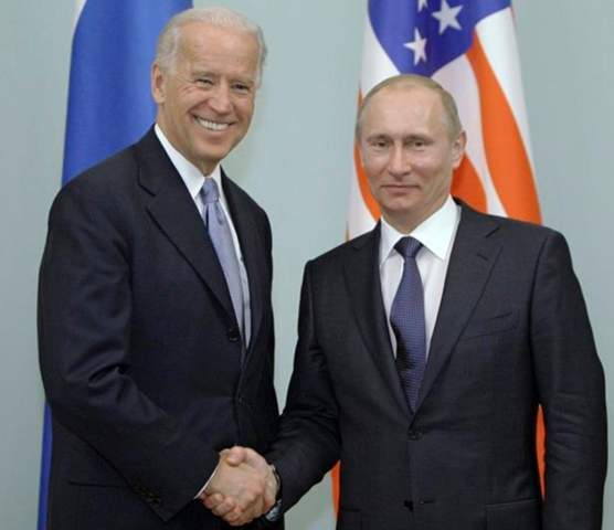 Wie ist das politische Verhältnis zwischen Joe Biden und Wladimir Putin?