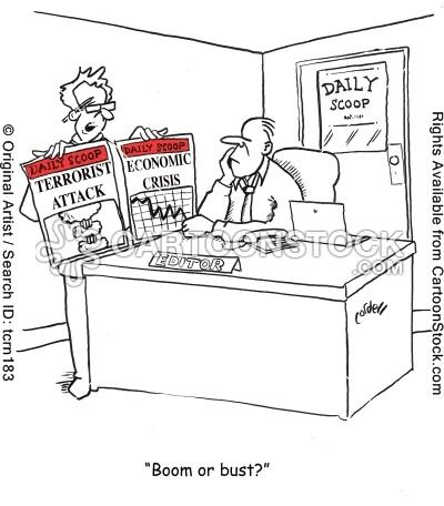 Cartoon - (Englisch, Politik, Cartoon)