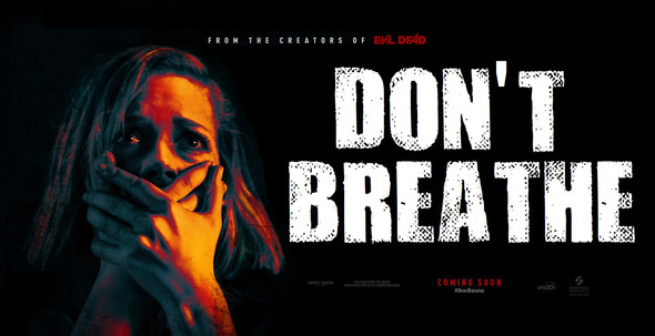 Dont breathe - (Film, Horrorfilm)