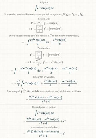 Integral - (Mathematik, Funktion, Integral)