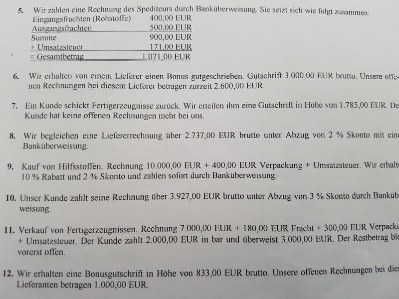 Tolle Umsatzsteuer Und Reduzierte Arbeitsblatt Antworten Bilder ...