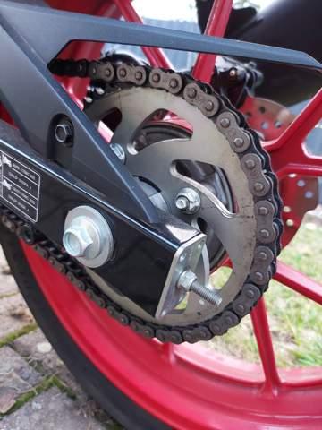 - (Technik, Motorrad, Mechanik)