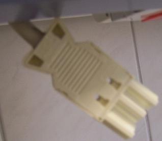 Stecker 2 - (Strom, Stecker, 220V)
