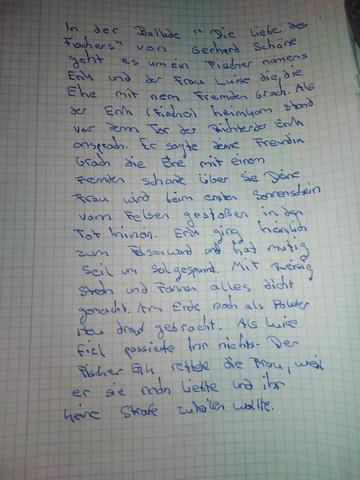 Wie Ist Die Inhaltsangabe Arbeit Deutsch