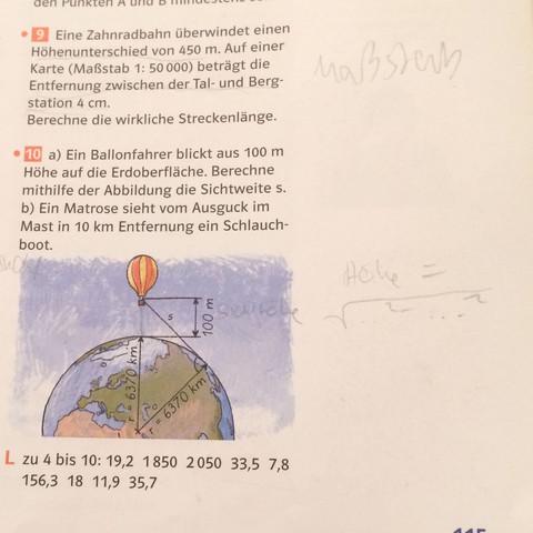 Die Aufgaben  - (Mathematik, Hausaufgaben, Sorgen)