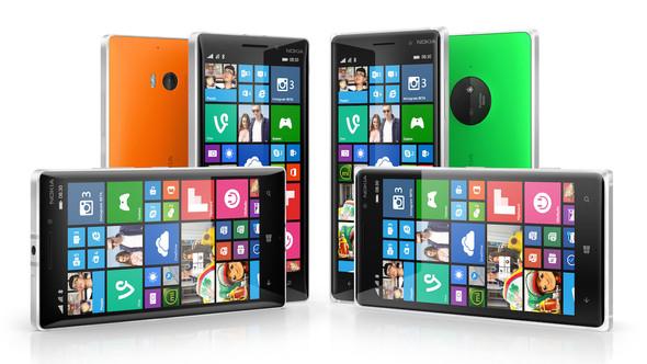 Das Nokia Lumia 830 - (Handy, Windows, Kamera)