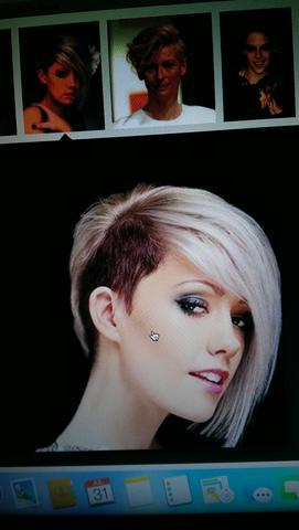 Wie Ist Diese Frisur Geschnitten Undercut Oder Nur Sidecut Was Ist