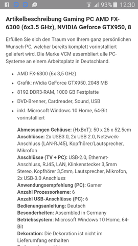 Infos - (Spiele, Gamer PC)
