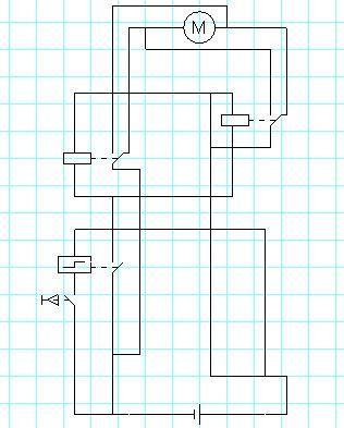 Wie ist eine Umpolschaltung aufgebaut (Elektronik, Motor, Elektrik)