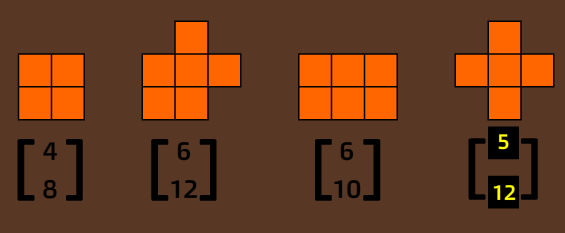 Das besagte Rätsel. - (Zahlen, Rätsel, Quadrat)
