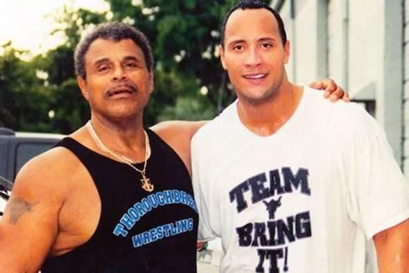 Wie ist Rocky Johnson gestorben?