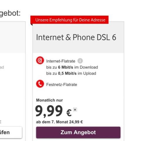 Vodafone  - (Computer, PC, Internet)