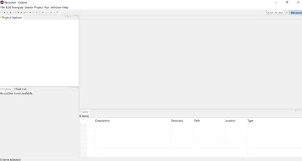 Mein Fenster auf Eclipse - (programmieren, Java, Eclipse)