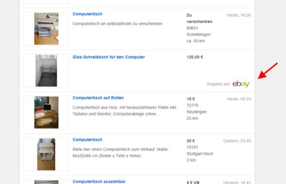 bei ebay kleinanzeige und ebay gleichzeitig verkaufen