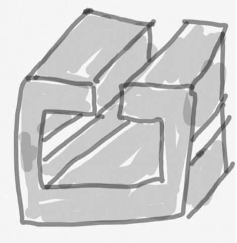 Wie kann diese Form gesägt werden?