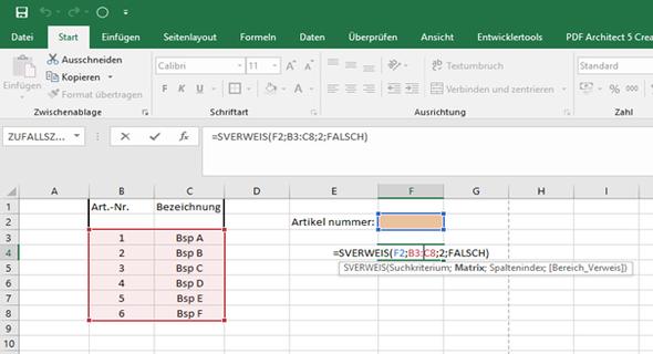 Wie kann es einrichten das sich die Matrix von einem Sverweis automatisch vergrößert wenn man neue Daten in die Tabelle einträgt?