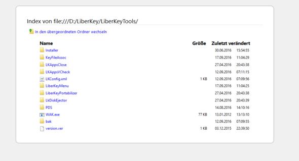 Screenshot von dem Ordner auf meinem PC.  - (Server, Webseite, Webspace)