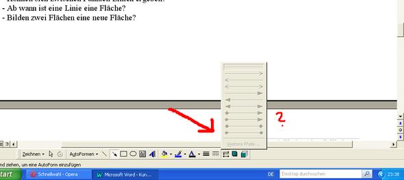 Pfeil - (Computer, Microsoft, Word)