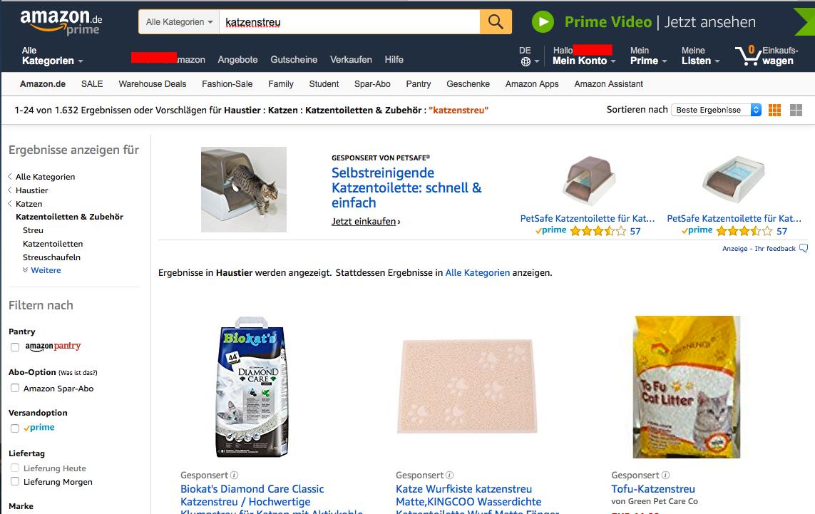 Amazon Zahlungsart ändern Warum