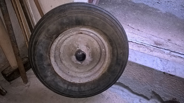 Reifen mit Felge 1 - (Reifen, Bau)