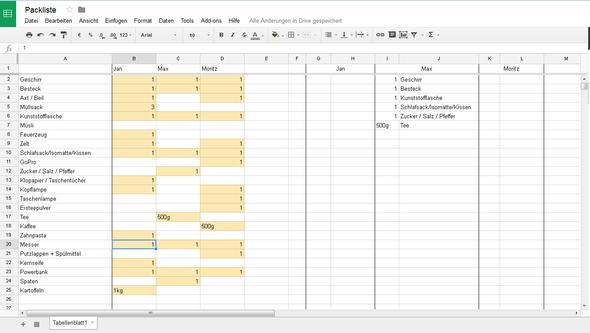 Beispiel - (Excel, Funktion, Vergleich)