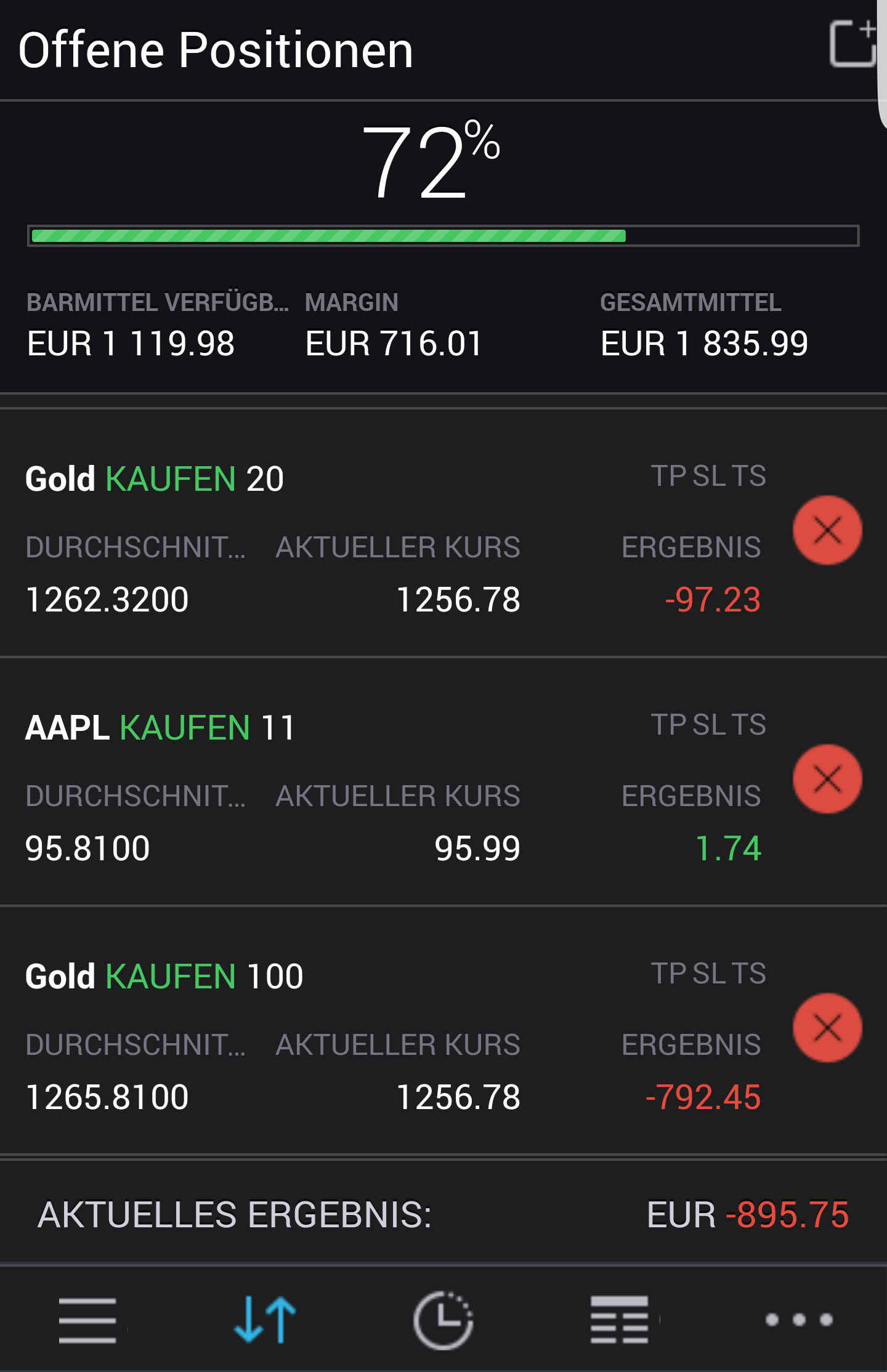 Trading 212 Auszahlung