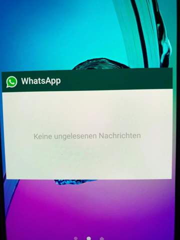 Whatsapp Nachricht Angezeigt Obwohl Keine Da Ist
