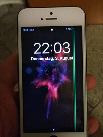 - (iPhone, Display)