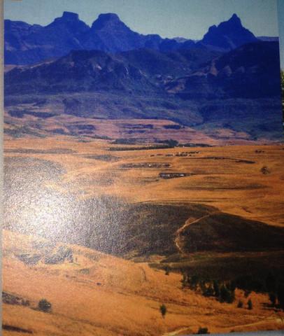 Wüste South Afrika - (Englisch, Bilder, english)