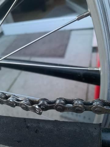 - (Fahrrad, Reparatur, Werkstatt)