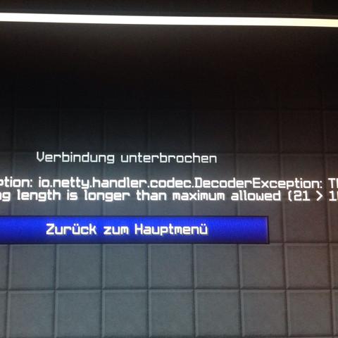 Java Fail Minecraft Sever - (Minecraft, Server, Java)