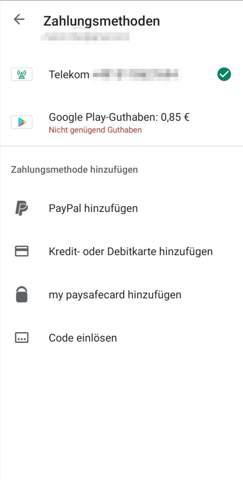 Wie kann ich den Google Play Prämien Gutschein einlösen?