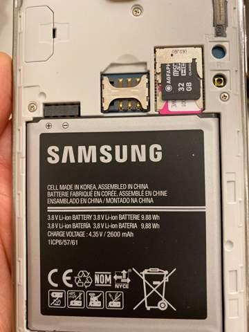Wie kann ich den Speicher Platz erweitern Wie ist das mit Samsung ?