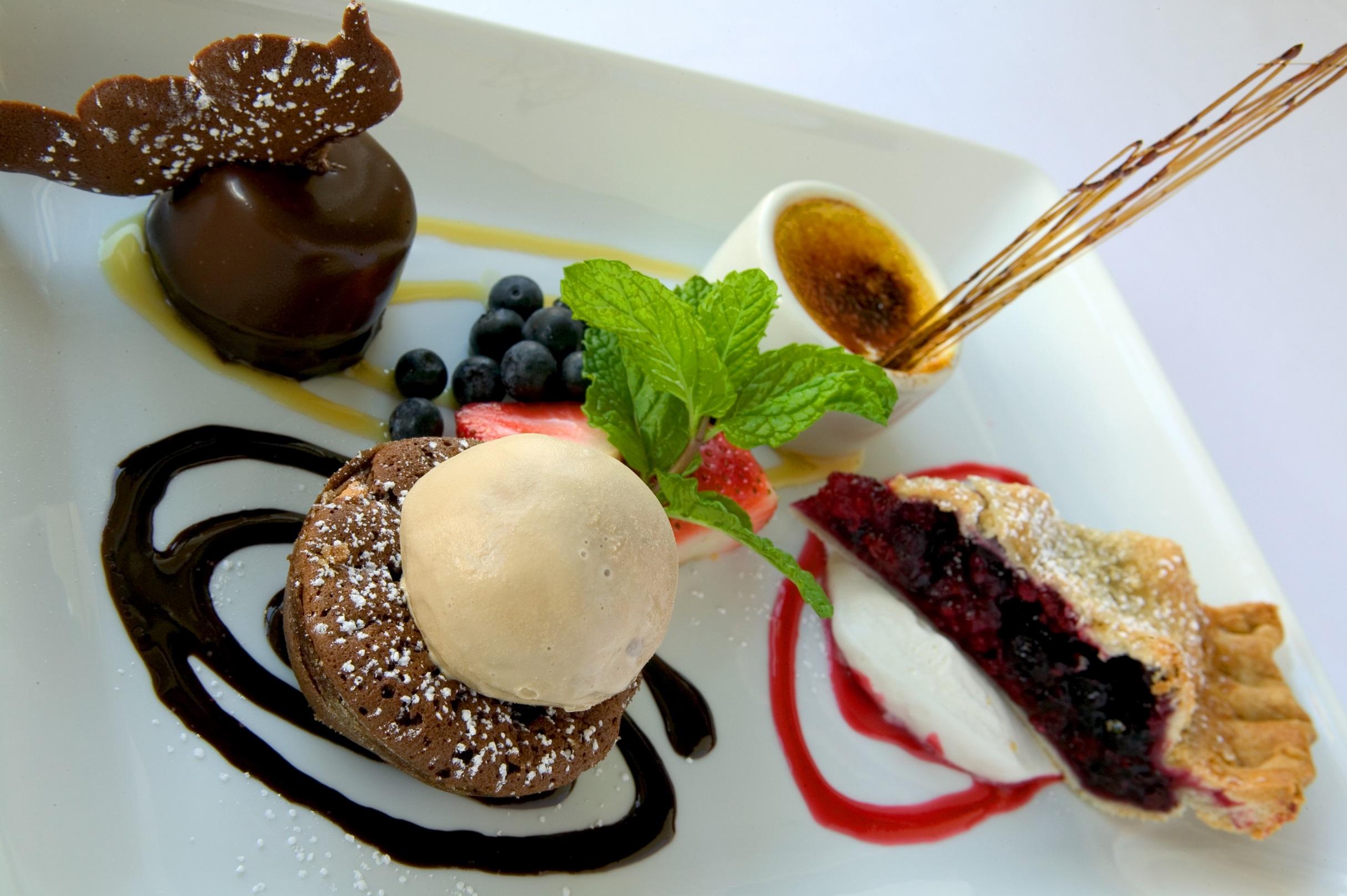 wie kann ich die dessertso e so dekorieren essen dessert sosse. Black Bedroom Furniture Sets. Home Design Ideas