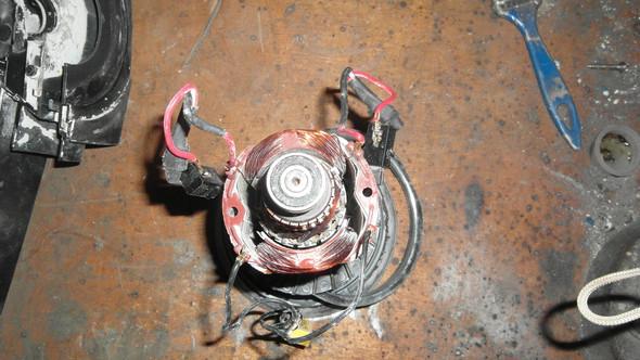 wechselstrommotor drehrichtung aendern - (Technik, Motor, Handwerk)