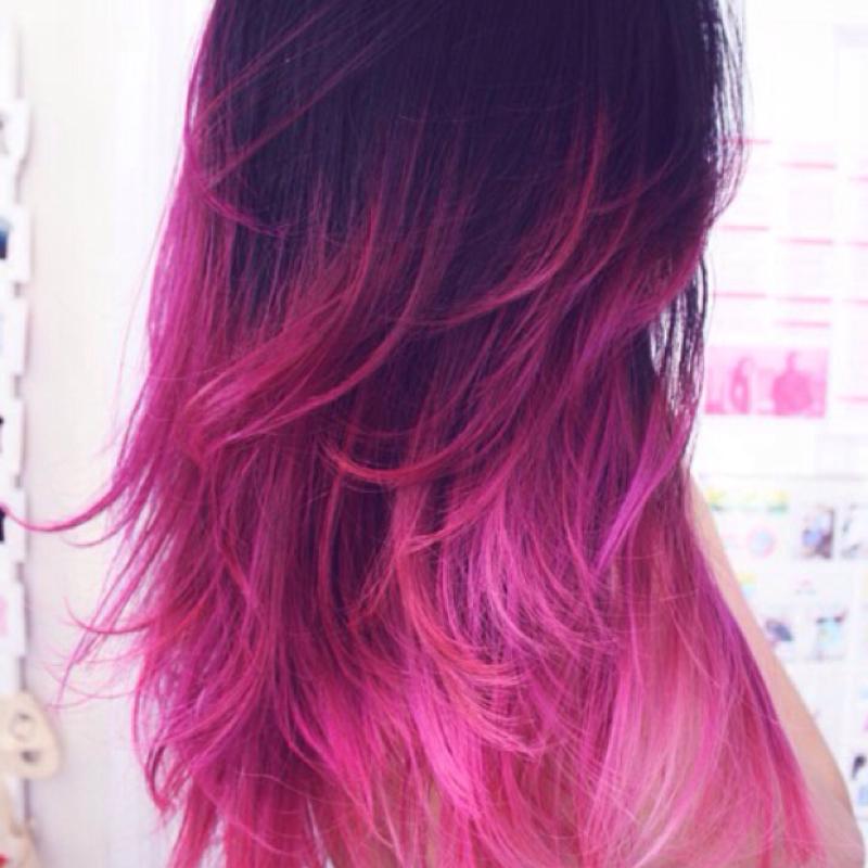 wie kann ich die farbe meiner haare so hinbekommen friseur haarfarbe f rben. Black Bedroom Furniture Sets. Home Design Ideas
